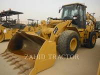 Equipment photo Caterpillar 950H ÎNCĂRCĂTOARE PE ROŢI/PORTSCULE INTEGRATE 1