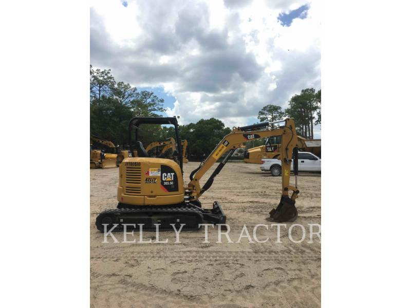 CATERPILLAR EXCAVADORAS DE CADENAS 303.5E2CR equipment  photo 8