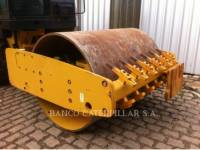 CATERPILLAR VIBRATORY SINGLE DRUM SMOOTH CS-423E equipment  photo 10
