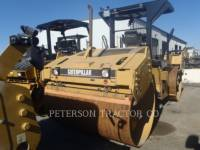 CATERPILLAR COMPACTEURS TANDEMS VIBRANTS CB-564D equipment  photo 2