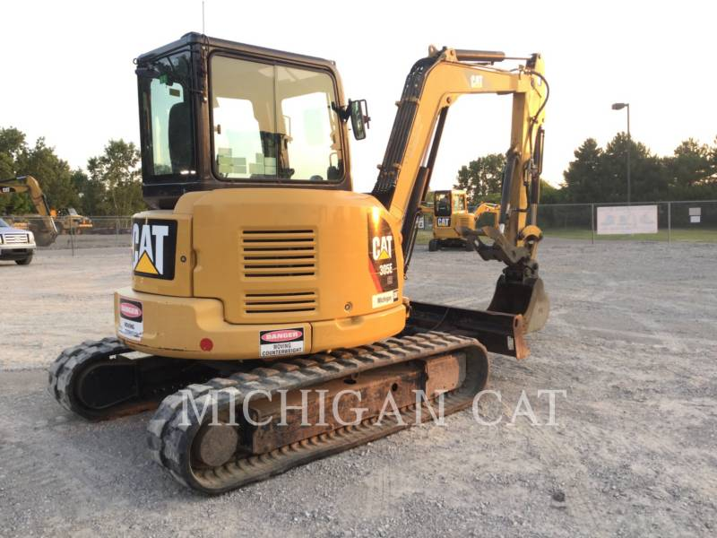 CATERPILLAR KETTEN-HYDRAULIKBAGGER 305ECR ATQ equipment  photo 3