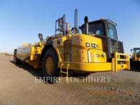 Equipment photo CATERPILLAR 621KOEM 轮式牵引铲运机 1