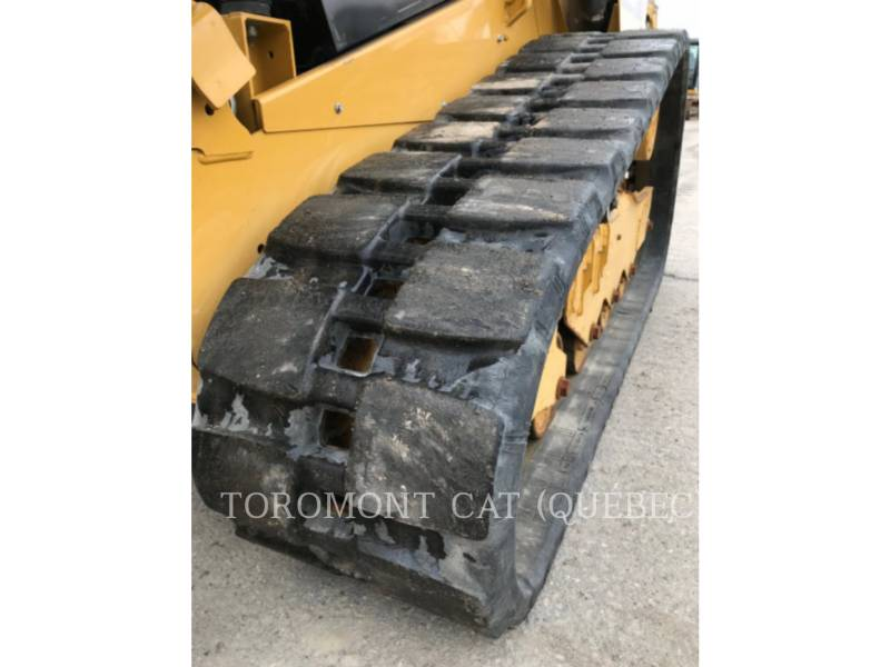 CATERPILLAR CHARGEURS SUR CHAINES 259D equipment  photo 10