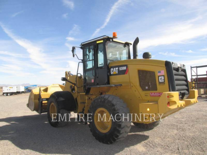 CATERPILLAR WHEEL LOADERS/INTEGRATED TOOLCARRIERS 938M equipment  photo 3