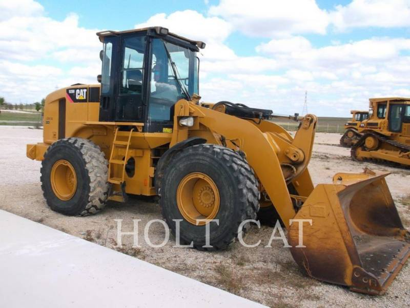 CATERPILLAR CARGADORES DE RUEDAS 928HZ equipment  photo 1