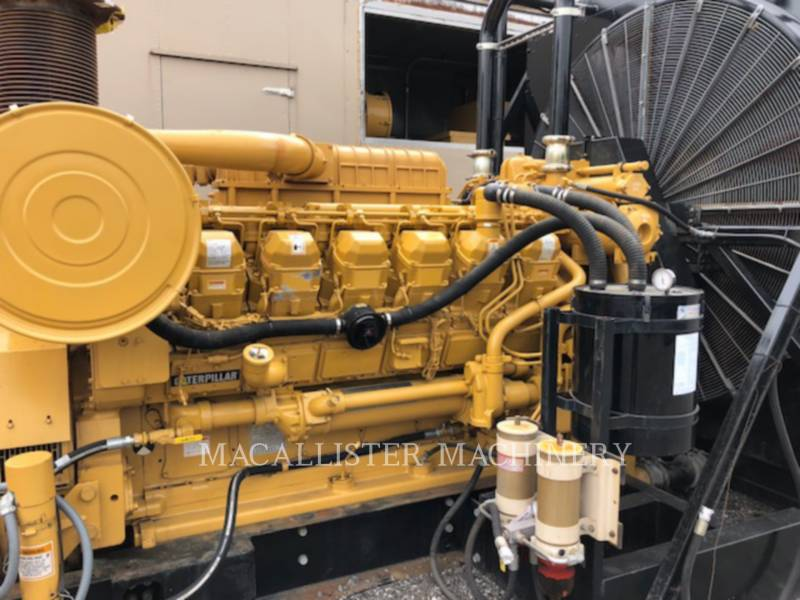 CATERPILLAR STATIONARY GENERATOR SETS 3512B equipment  photo 3