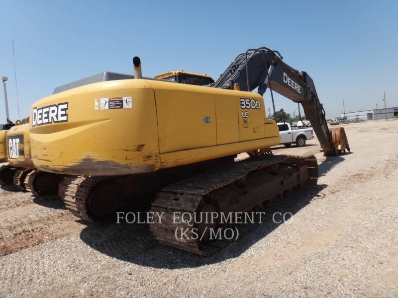 DEERE & CO. TRACK EXCAVATORS 350D equipment  photo 1