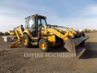 CATERPILLAR BAGGERLADER 420FIT equipment  photo 1