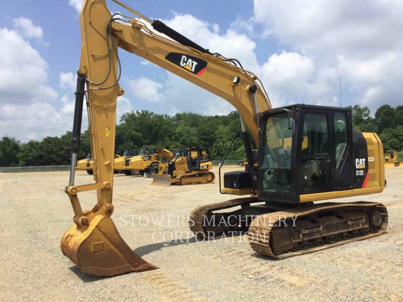 CATERPILLAR トラック油圧ショベル 312 EL equipment  photo 1