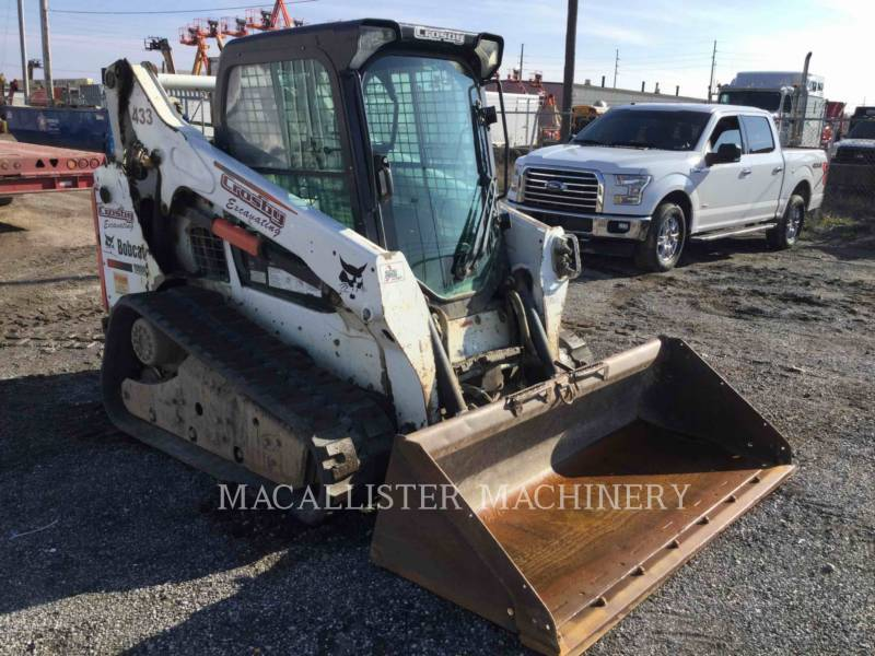 BOBCAT MULTI TERRAIN LOADERS T590 equipment  photo 1