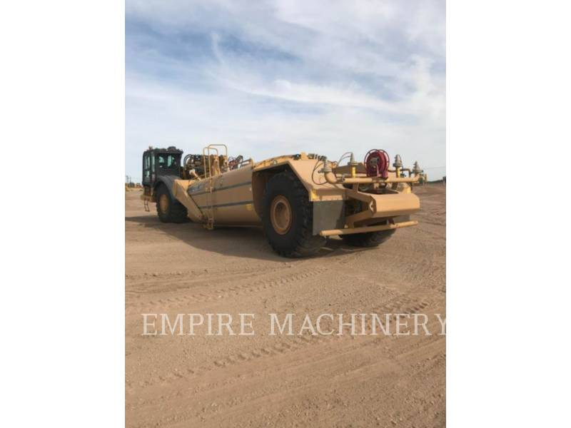 CATERPILLAR WHEEL TRACTOR SCRAPERS 621KOEM equipment  photo 3