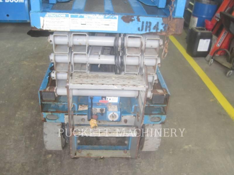 GENIE INDUSTRIES SOLLEVATORI A PANTOGRAFO GS1930 equipment  photo 3