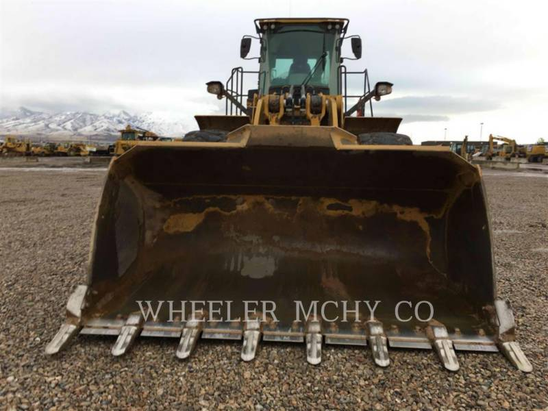 CATERPILLAR WHEEL LOADERS/INTEGRATED TOOLCARRIERS 980M AOR T equipment  photo 6