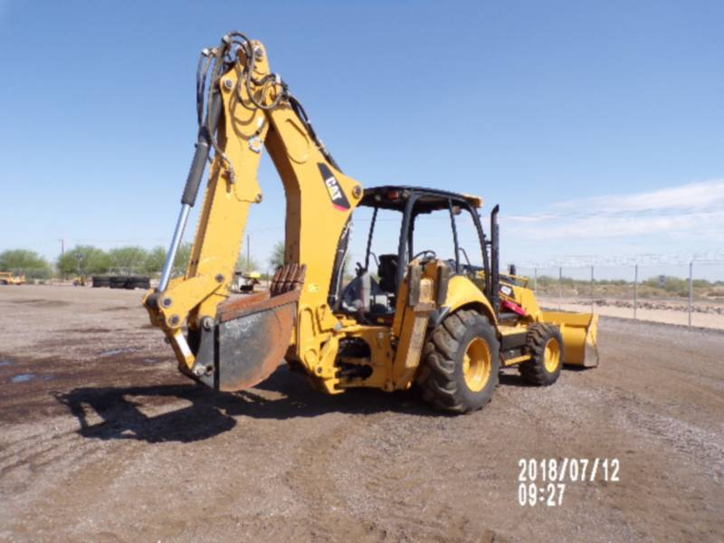 Caterpillar BULDOEXCAVATOARE 450F equipment  photo 5