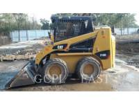 Equipment photo CATERPILLAR 216B3LRC MINICARGADORAS 1