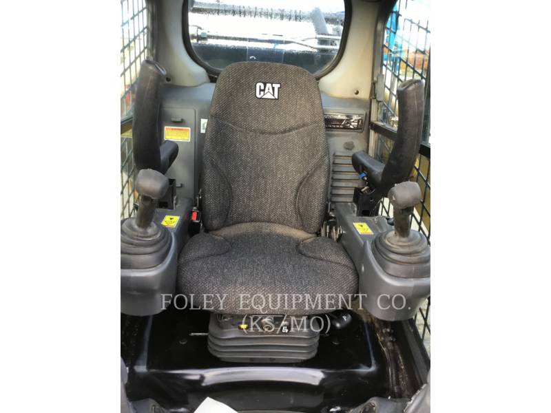 CATERPILLAR MINICARGADORAS 272D2XHP2C equipment  photo 5