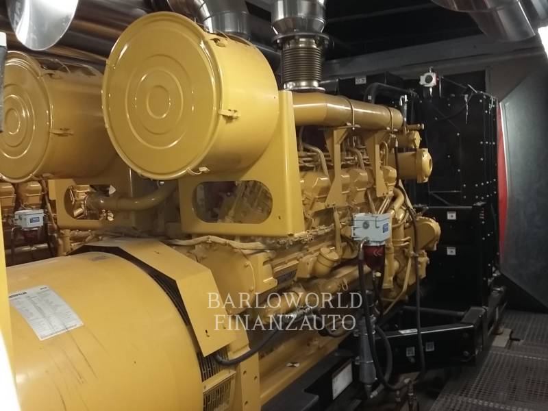CATERPILLAR POWER MODULES (OBS) 3512 equipment  photo 1