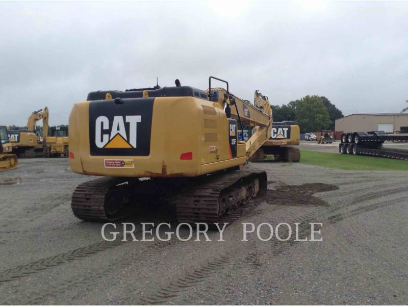 CATERPILLAR KETTEN-HYDRAULIKBAGGER 323FL equipment  photo 5
