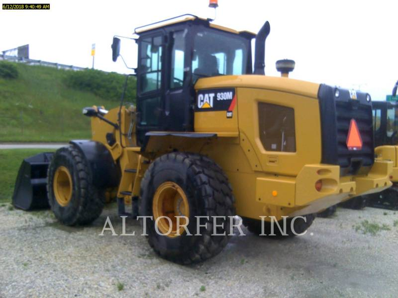 CATERPILLAR CARGADORES DE RUEDAS 930M equipment  photo 3