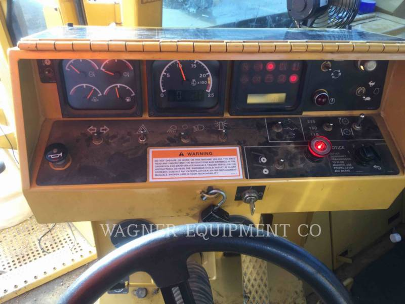 CATERPILLAR STABILISIERER/RECYCLER RM-350B equipment  photo 15