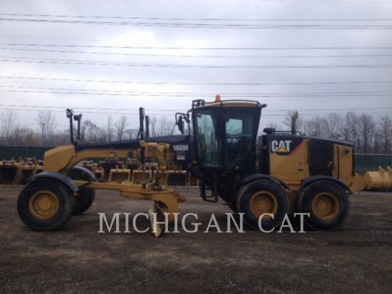 CATERPILLAR MOTOR GRADERS 160M AWD equipment  photo 2