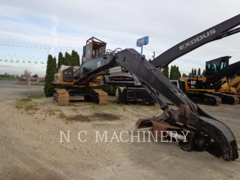 CATERPILLAR FOREST MACHINE 330B FM equipment  photo 6