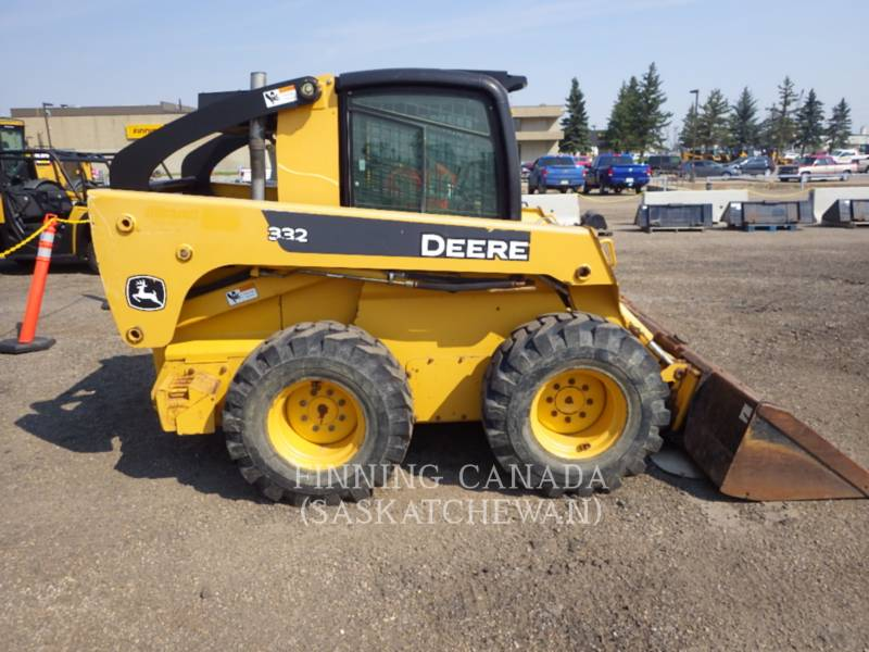 JOHN DEERE SKID STEER LOADERS 332 equipment  photo 1