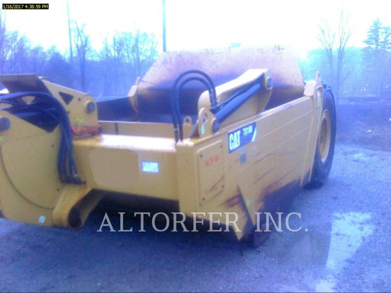 CATERPILLAR SCRAPER - PULL BEHIND TS180 equipment  photo 2