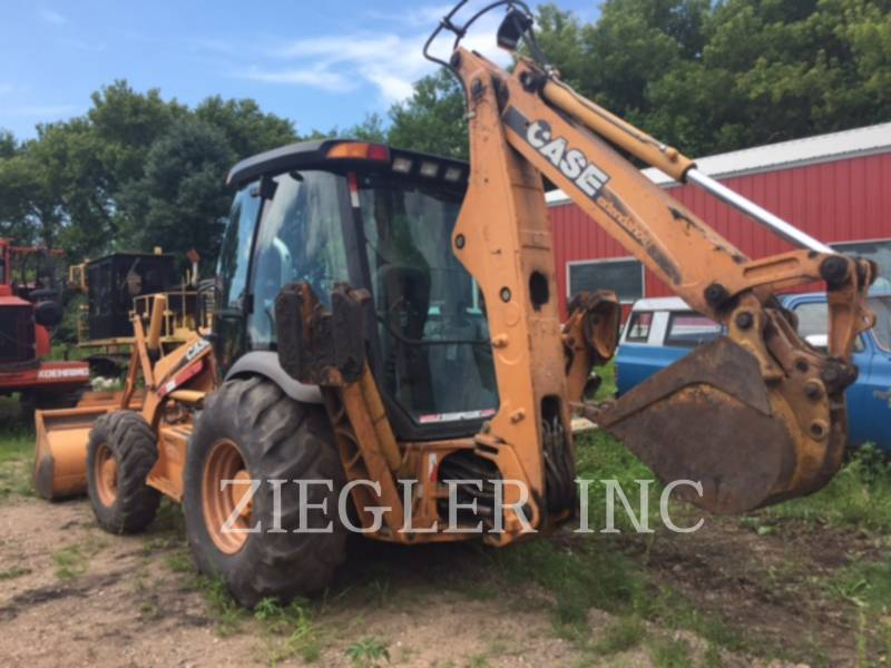 CASE/NEW HOLLAND BACKHOE LOADERS 580SM equipment  photo 4