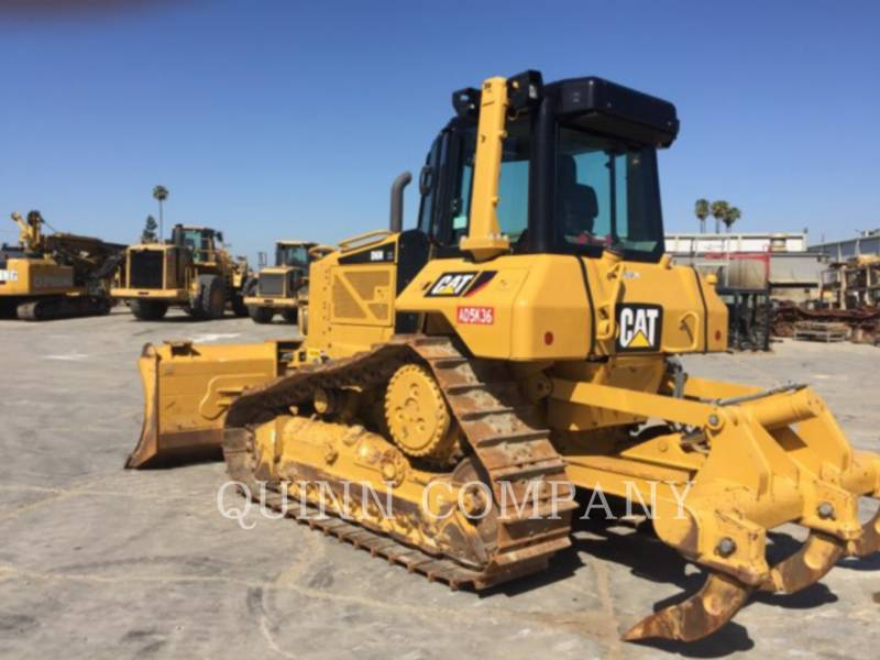 CATERPILLAR TRACTEURS SUR CHAINES D6N XL equipment  photo 6