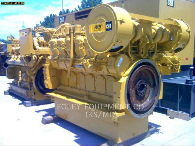 CATERPILLAR INDUSTRIAL D3512EP equipment  photo 2