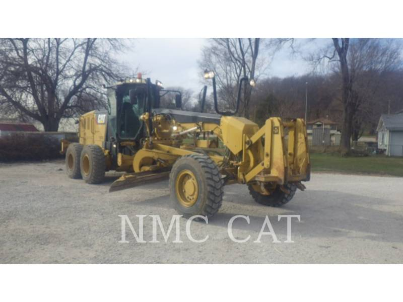 CATERPILLAR NIVELEUSES 12M2 AWD equipment  photo 4