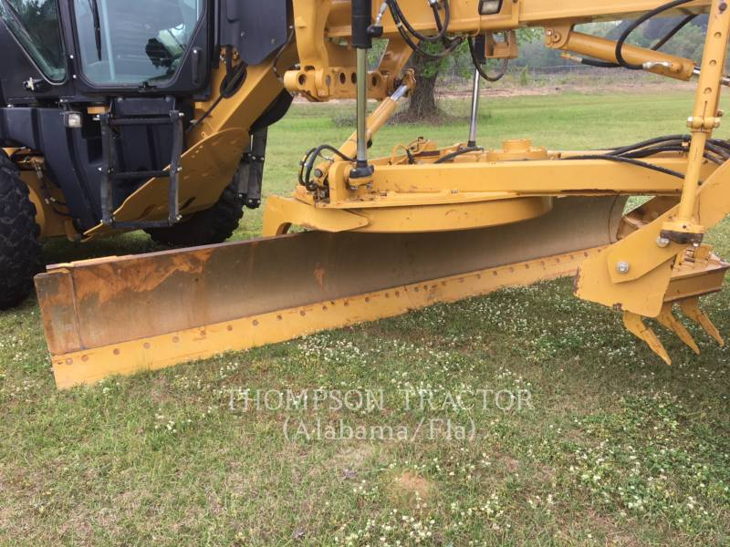CATERPILLAR NIVELEUSES 140M2 equipment  photo 16