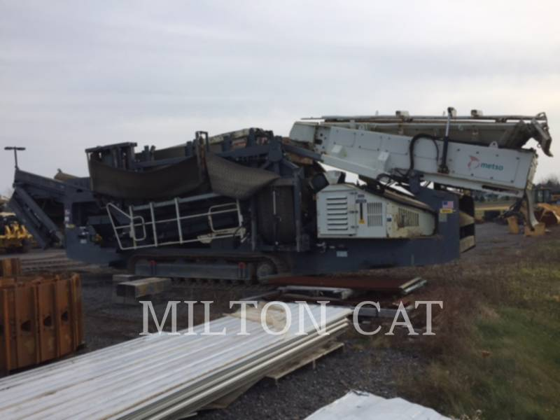 METSO CRIBAS ST272 equipment  photo 1