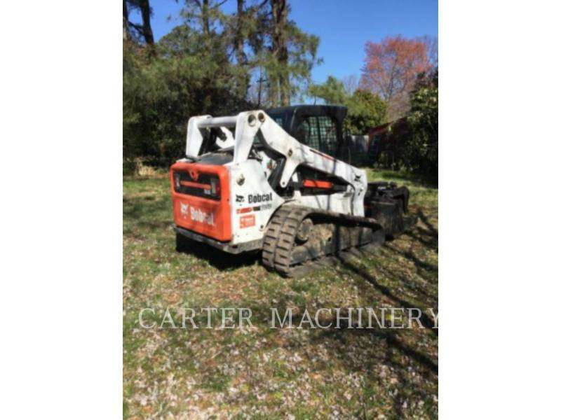 BOBCAT CHARGEURS COMPACTS RIGIDES BOB T650 equipment  photo 2