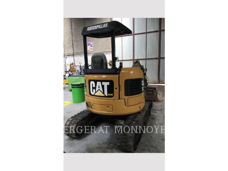 CATERPILLAR TRACK EXCAVATORS 303C CR equipment  photo 2