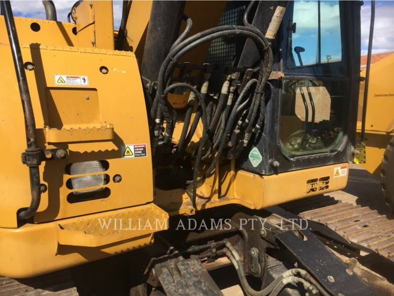 CATERPILLAR TRACK EXCAVATORS 314DCR equipment  photo 5