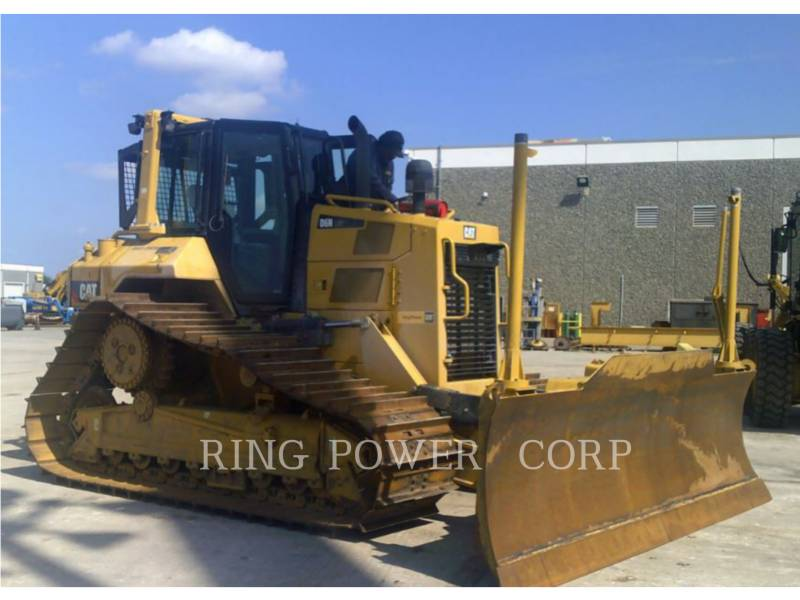 CATERPILLAR TRACTEURS SUR CHAINES D6NLGP equipment  photo 2