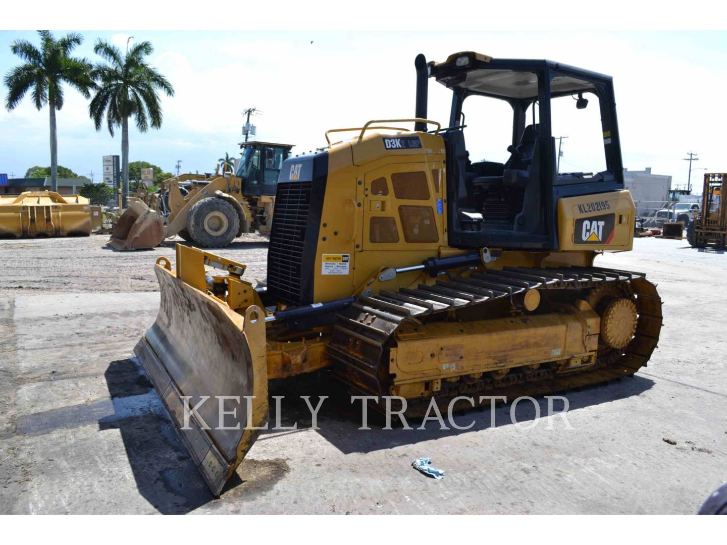 Detail photo of 2016 Caterpillar D3K from Construction Equipment Guide