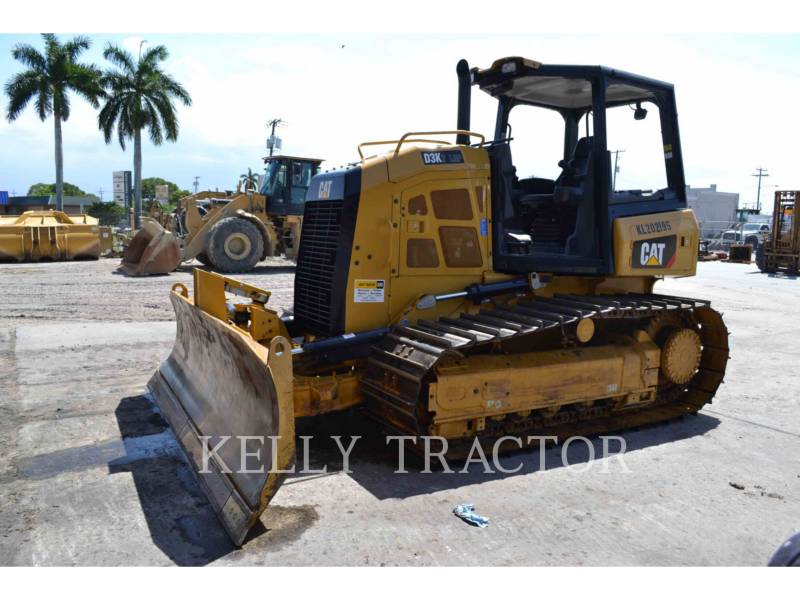CATERPILLAR TRACTORES DE CADENAS D3K2LGP equipment  photo 6