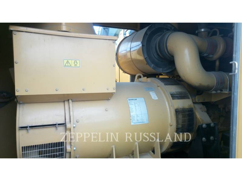 CATERPILLAR GRUPPI ELETTROGENI FISSI C18 equipment  photo 7