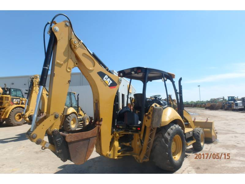 CATERPILLAR RETROEXCAVADORAS CARGADORAS 416FST equipment  photo 3