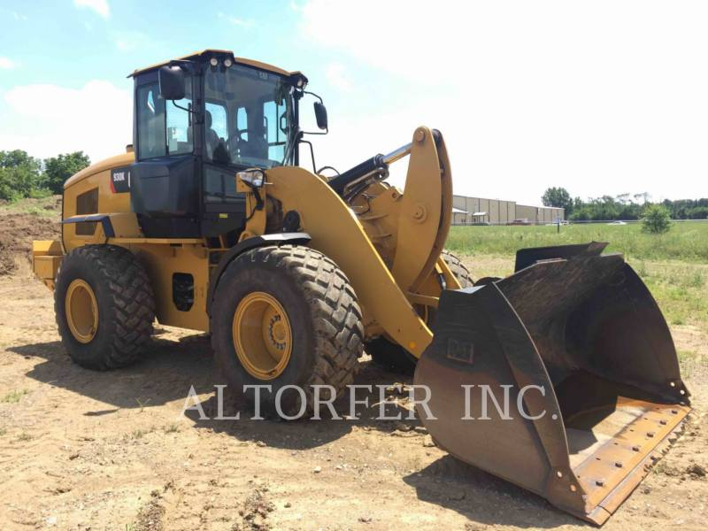 CATERPILLAR RADLADER/INDUSTRIE-RADLADER 930K equipment  photo 4