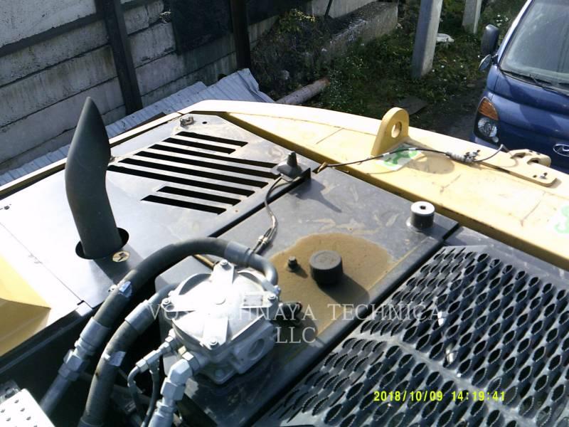 Caterpillar EXCAVATOARE PE ROŢI M318D equipment  photo 12