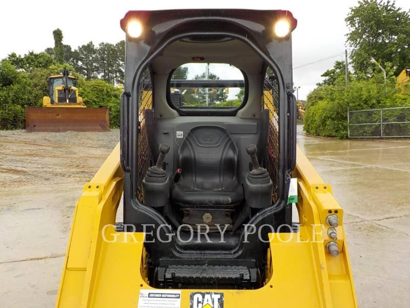 CATERPILLAR MULTI TERRAIN LOADERS 257D equipment  photo 6