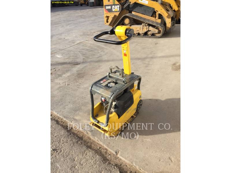 WACKER CORPORATION COMPACTADORES BPU2540A equipment  photo 3