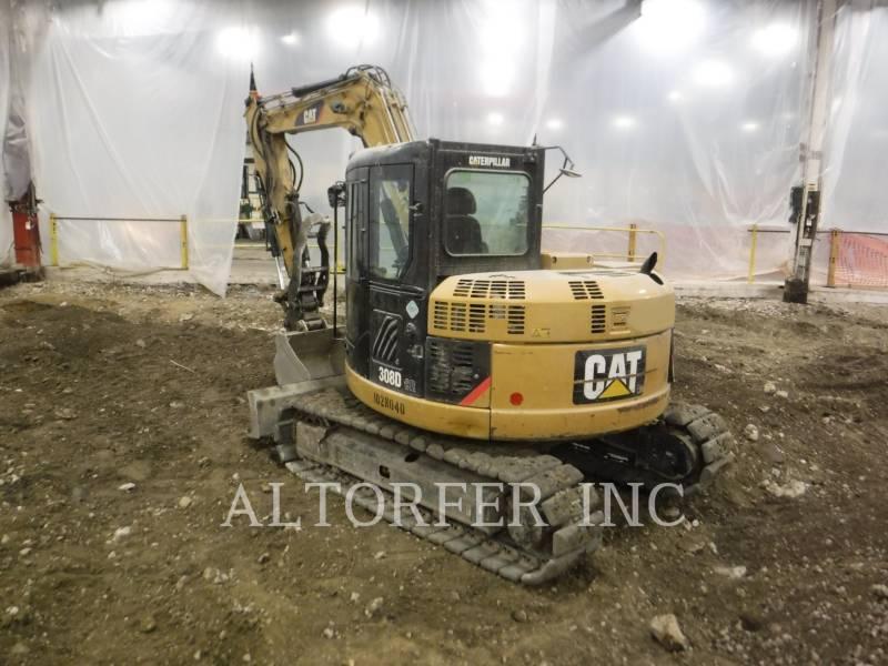 CATERPILLAR TRACK EXCAVATORS 308DCRSB equipment  photo 4