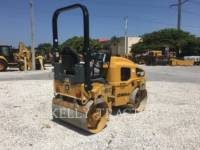 CATERPILLAR ROLO COMPACTADOR DE ASFALTO DUPLO TANDEM CB24B equipment  photo 5