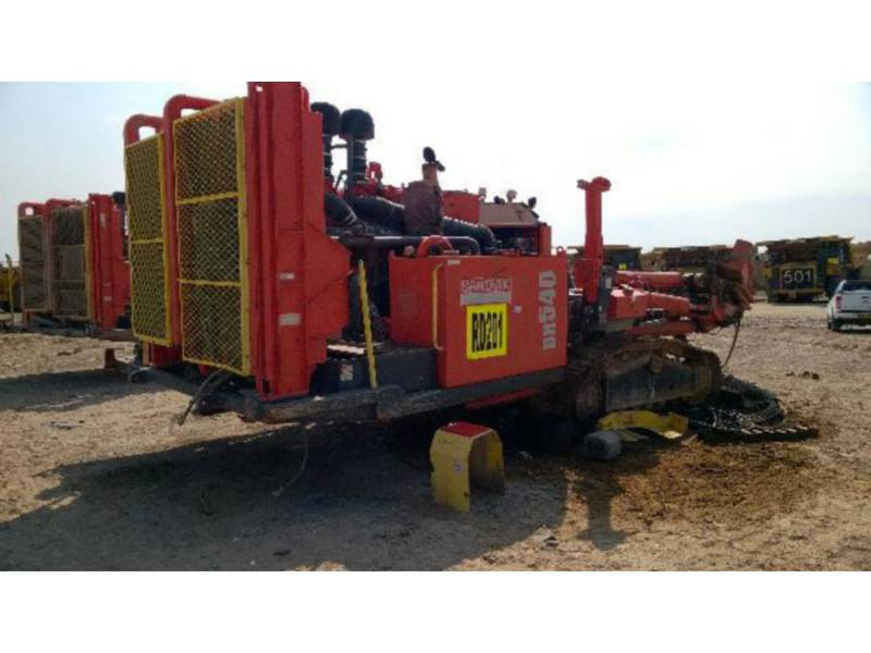 SANDVIK MINING & CONSTRUCTION ROTARY BLASTHOLE DRILLS DR540 equipment  photo 6