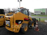 Equipment photo CATERPILLAR 246C 滑移转向装载机 1